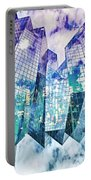 City Of Glass Portable Battery Charger
