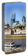 City Of London 12 Portable Battery Charger