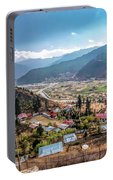 City Of Paro Portable Battery Charger