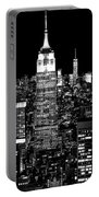City Of The Night Portable Battery Charger