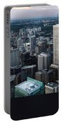 City Of Toronto Downtown Portable Battery Charger