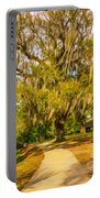 City Park New Orleans - Paint Portable Battery Charger