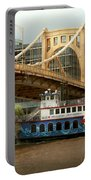 City - Pittsburg Pa - Great Memories Portable Battery Charger