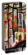 City Scene Portable Battery Charger