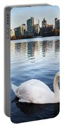 City Swan Portable Battery Charger