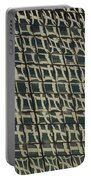 City Windows Abstract Portable Battery Charger