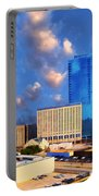 Cityscape 2 Portable Battery Charger