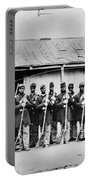 Civil War: Black Troops Portable Battery Charger