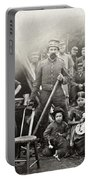 Civil War: Camp Life, 1861 Portable Battery Charger