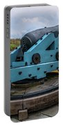 Civil War Cannon Portable Battery Charger