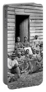 Civil War: Freed Slaves Portable Battery Charger