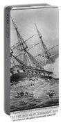 Civil War: Merrimac (1862) Portable Battery Charger