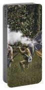 Civil War Re-enactment Portable Battery Charger