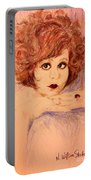 Clara, Redhead Portable Battery Charger