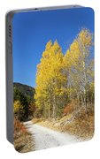 Claree Valley In Autumn - 11 - French Alps Portable Battery Charger