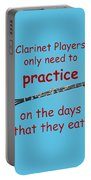 Clarinets Practice When They Eat Portable Battery Charger