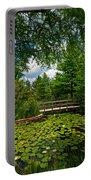 Clark Gardens Botanical Park Portable Battery Charger