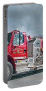 Clarks Chapel Fire Rescue - Engine 1351, North Carolina Portable Battery Charger