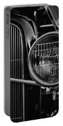 Classic American Ford Coupe Portable Battery Charger