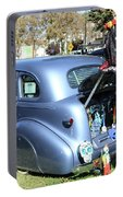 Classic Car Decorations Day Dead  Portable Battery Charger