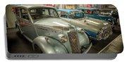 Classic Car Memorabilia Portable Battery Charger