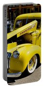 Classic Chevy Pickup Portable Battery Charger