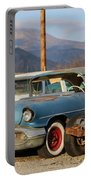 Classic Chevy True Blue Portable Battery Charger