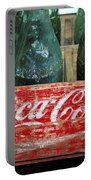 Classic Coke Portable Battery Charger