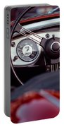 Classic Ford Convertible Interior Portable Battery Charger