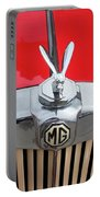 1936 Mg Ta Radiator And Mascot Portable Battery Charger