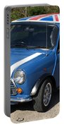 Classic Mini Cooper Portable Battery Charger