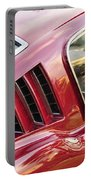 Classic Mustang Fastback Portable Battery Charger