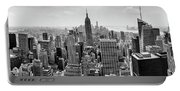 Classic New York  Portable Battery Charger