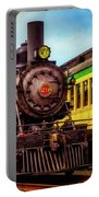 Classic Steam Train No 29 Portable Battery Charger
