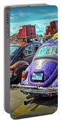 Classic Volkswagen Beetle - Old Vw Bug Portable Battery Charger