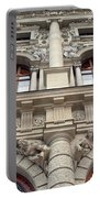 Classical Decorative Building Facade In Vienna Portable Battery Charger