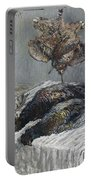 Claude Monet 1840 - 1926 Pheasant, Woodcock And Partridge Portable Battery Charger