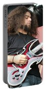 Claudio Sanchez Of Coheed And Cambria 2 Portable Battery Charger
