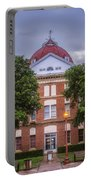 Clay County Courthouse Portable Battery Charger