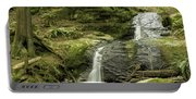 Clayton Beach Falls Portable Battery Charger