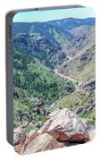 Clear Creek Canyon Portable Battery Charger
