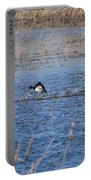 Cleared For Takeoff-ring-necked Ducks  Portable Battery Charger