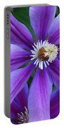 Clematis Vine Portable Battery Charger