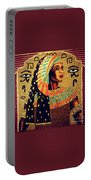 Cleopatra  Portable Battery Charger