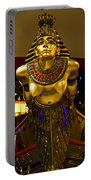 Cleopatra's Barge Portable Battery Charger