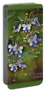 Clerodendrum Ugandense Portable Battery Charger