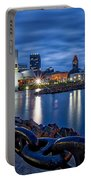 Cleveland Rocks Portable Battery Charger