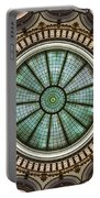 Cleveland Trust Rotunda Building Ceiling Portable Battery Charger