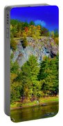Cliff Of Color Portable Battery Charger