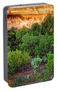 Cliff Palace At Mesa Verde National Park - Colorado Portable Battery Charger